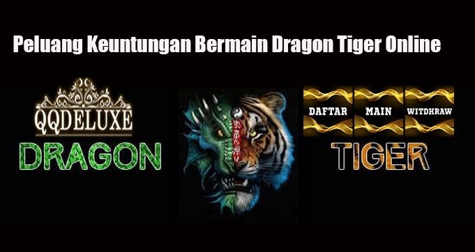 Peluang Keuntungan Bermain Dragon Tiger Online